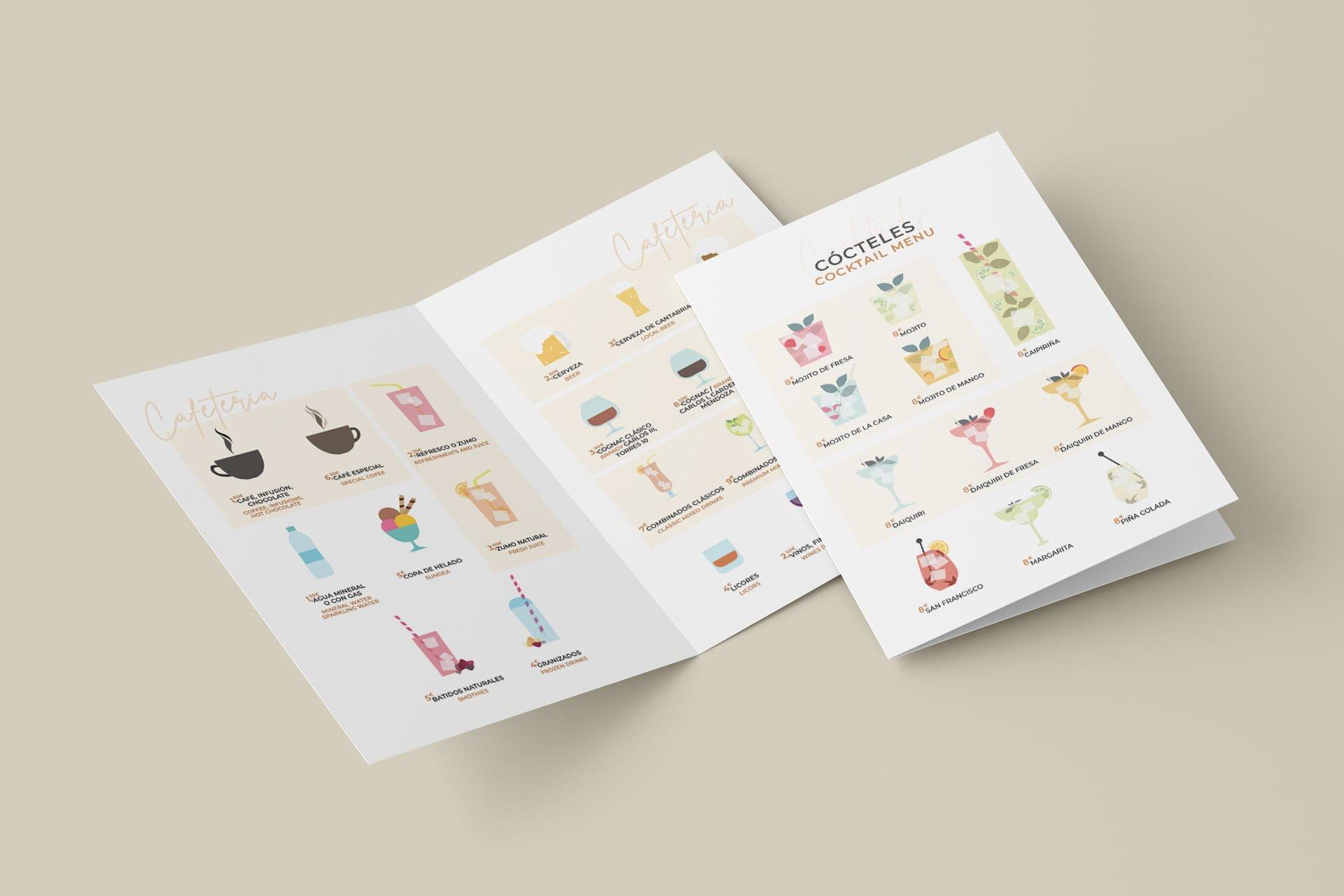 cartas diseño web cantabria