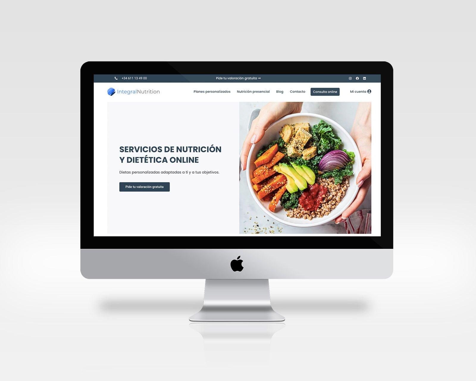 integral nutrition axolot agencia